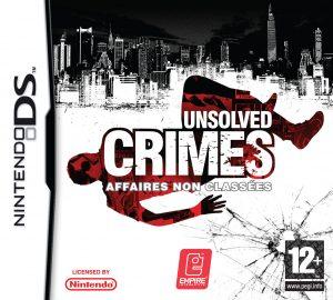 Enquêtes sur des affaires non classées sur Nintendo DS