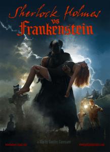 Interview de Gautier Cazenave à propos de son film Sherlock Holmes vs Frankenstein
