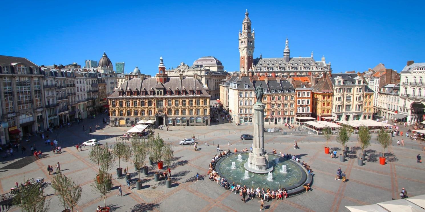 Séjour à Lille: une ville universitaire animée et chargée d'histoire